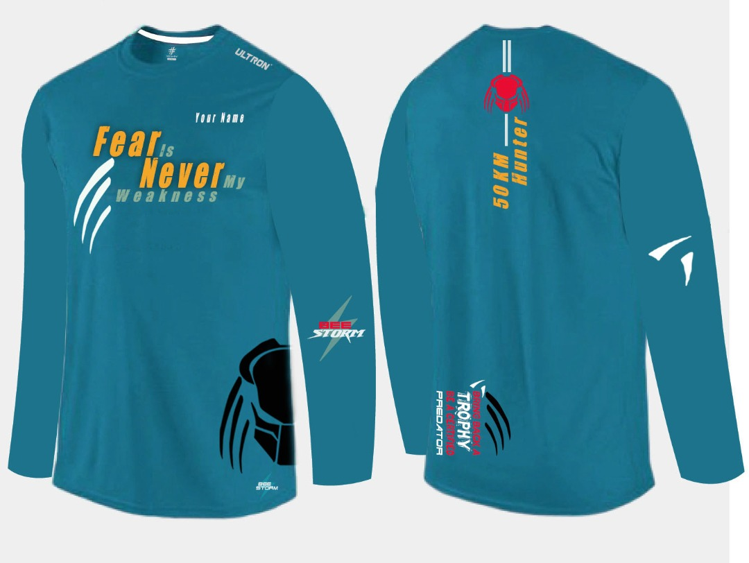 NEW : Predator Run (Long Sleeves)